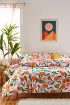 Urban Outfitters Peaches Comforter Set