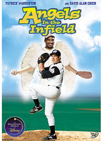 Disney Angels in the Infield DVD