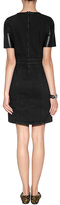 Marc by Marc Jacobs Cotton Denim Drill Dress in Black