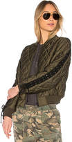 Pam & Gela Quilted Bomber