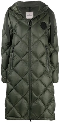 Moncler Suvex padded coat