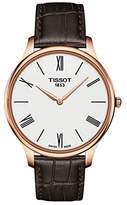 Tissot Tradition - T0634093601800 (White) Watches