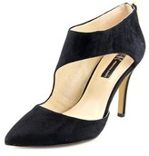 INC International Concepts Zizi Women Pointed Toe Suede Heels.