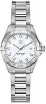 Tag Heuer Ladies Aquaracer Stainless Steel Watch WAY1413BA092