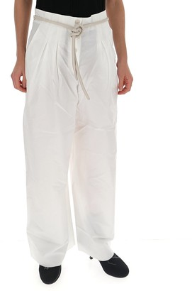Nanushka Dunn Rope Tied Pants