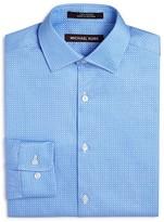 Michael Kors Boys' Jacquard Dress Shirt - Big Kid