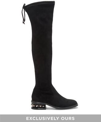 Vince Camuto Avaran Studded-heel Boot