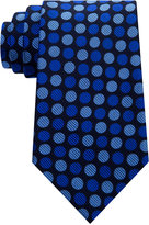 Sean John Men's Two Color Dot Tie