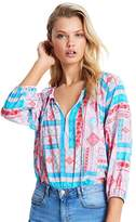 Seafolly Vacay Print Top