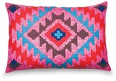 Karma Living Diamond Pillow - 16 x 24 - Orange