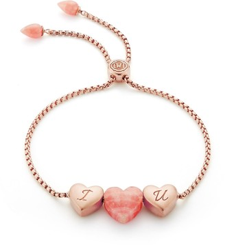 Luv Me Pink Rhodochrosite Bracelet