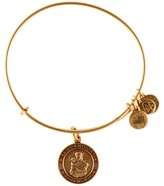 Alex and Ani Saint Anthony Charm Bangle