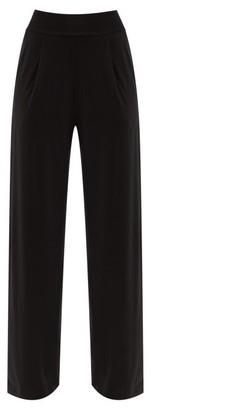Derek Rose Basel Modal-blend Jersey Pyjama Trousers - Black