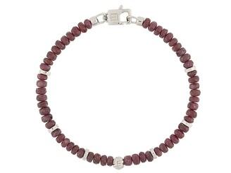 Tateossian Beaded Clasp Bracelet