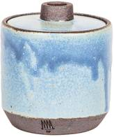 Drip Ceramic Canisters by Merideth Metcalf