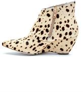 Coconuts by Matisse Ponyhair Wedge Bootie