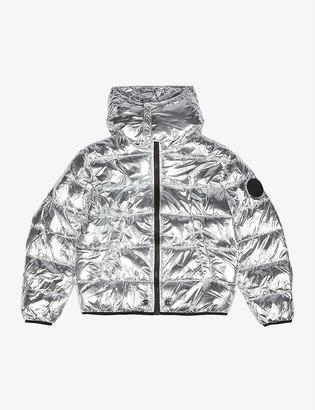 Diesel Metallic padded shell jacket 2-16 years