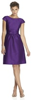 Alfred Sung D568 Bridesmaid Dress in Majestic