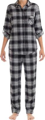 Joe Boxer Women's Tie Dye Pajama Set Sleepwear