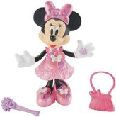 Fisher-Price Disney's Minnie Mouse Bloomin' Bows Minnie Doll by