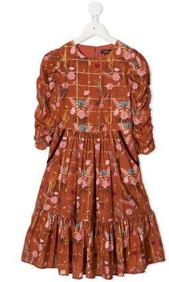 Velveteen Samantha dress
