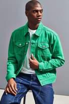 Urban Outfitters Overdyed Hopper Denim Trucker Jacket