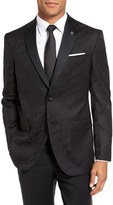 Ted Baker Men's Jenner Trim Fit Wool Dinner Jacket