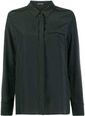 Iris von Arnim Concealed Front Shirt