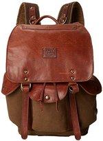 Will Leather Goods Men's Lennon Backpack