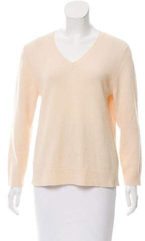 The Row Wool & Cashmere Sweater