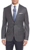 BOSS Men's 'Hutch' Trim Fit Wool Blazer