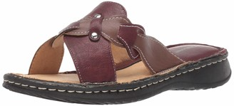 AdTec Women's Slip On Hand Stitched with Padded Rubber Sole Any Occasion Footwear Stylish & Durable