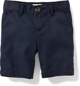 Old Navy Twill Uniform Bermudas for Toddler