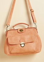 With Each Passage Day Bag in Peach