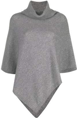 Liu Jo poncho-style sweater