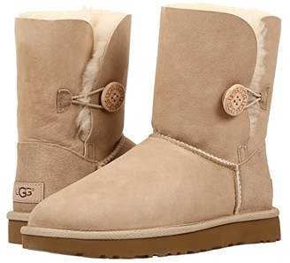 UGG Bailey Button II (Grey) Women's Boots