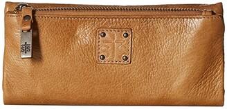 STS Ranchwear Mesa Wallet (Camel) Handbags