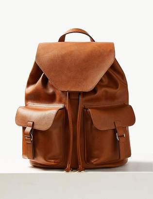 M&S CollectionMarks and Spencer Ring Backpack Bag