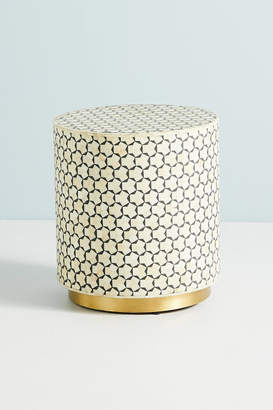 Anthropologie Targua Moroccan Side Table