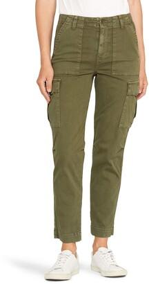 Hudson Jeans Classic High Waist Cargo Pants