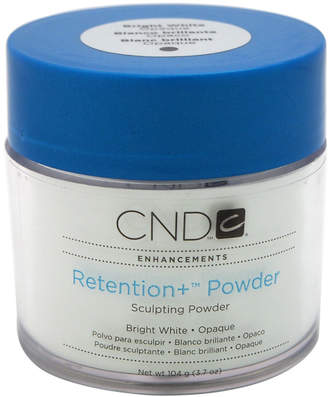 CND 3.7Oz Bright White Retention + Powder Sculpting Powder
