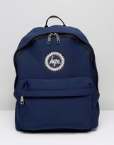 Hype Navy Neoprene Backpack