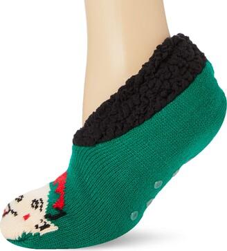 Brave Soul Women's 468ANNIEELF Slipper Socks