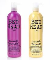 Bed Head Cosmetics Dumb Blonde Shampoo & Conditioner Set
