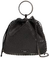 Balmain B Link Bracelet Studded Leather Backpack