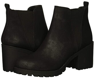 Chinese Laundry Lisbon Sedona (Black) Women's Pull-on Boots