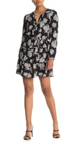 Daniel Rainn Dr2 By Ladder Tiered Floral Woven Dress (Petite)