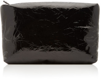 Kassl Editions Padded Patent Leather Clutch