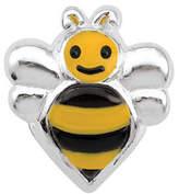 Zales PersonaGirla Sterling Silver Enamel Bumblebee Charm
