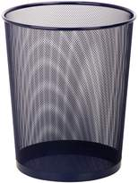 Honey-Can-Do Steel Mesh Powder Coated Waste Basket, 11.65 by 14-Inch Tall